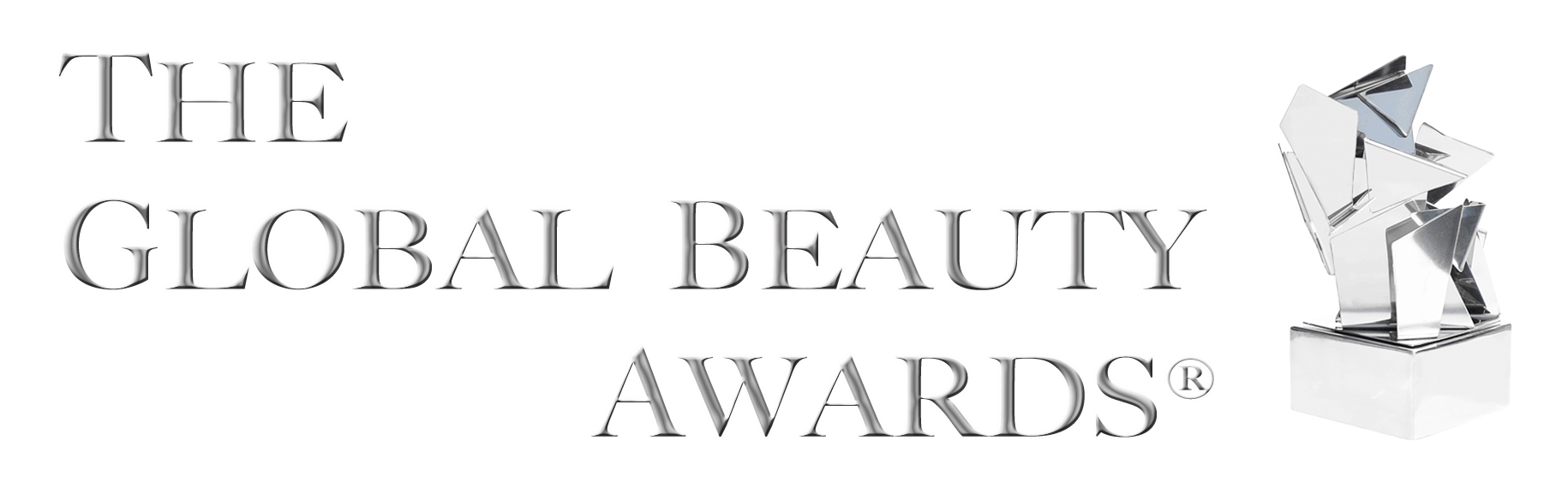 The Global Beauty Awards Retina Logo